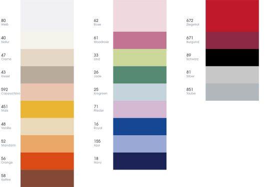2000-Farbübersicht